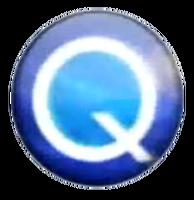 Q 3D Logo 2010