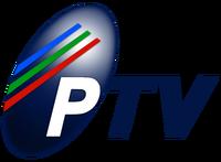 PTV 4 Logo 2000