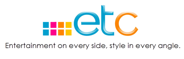File:ETC Entertainment on every side, style in every angle Logo 2009.png