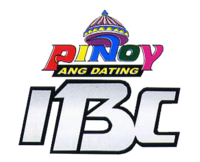 IBC 13 Pinoy Ang Dating 2D Logo (1994-2001)