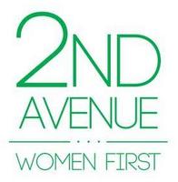 2nd Avenue Women First Logo 2014