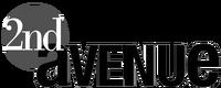 2nd Avenue Print Logo 2007