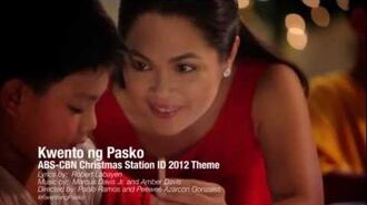 ABS-CBN Christmas Station ID 2012 HD