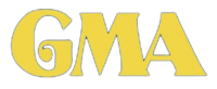 GMA Radio-Television Arts Wordmark Logo (1979-1992)