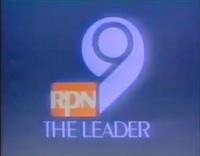 RPN 9 Logo ID 1986
