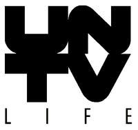 UNTV Life Wordmark Logo