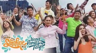 """ABS-CBN Summer Station ID 2017 """"Ikaw Ang Sunshine Ko, Isang Pamilya Tayo"""""""