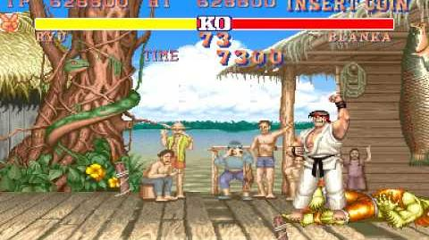 Arcade Longplay Street Fighter II The World Warrior