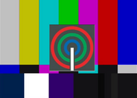 ABS-CBN Without Text Millennium Test Card (2000-2002)