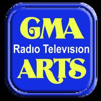 GMA Radio-Television Arts 2D Logo 1982