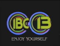 IBC 13 Logo ID Enjoy Yourself 1978