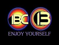 IBC 13 Logo ID Enjoy Yourself 1982