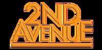2nd Avenue 2D Logo 2017