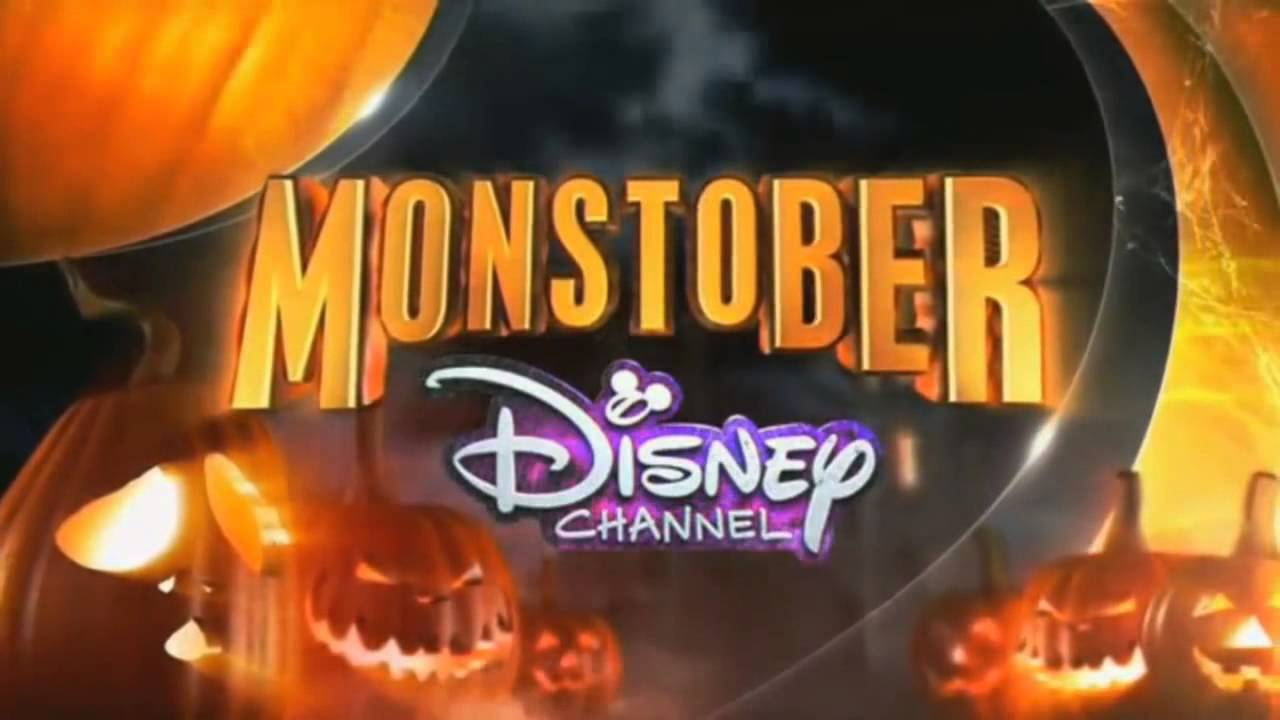 image - disney channel philippines logo id halloween 2014