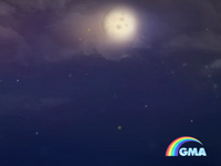 GMA Sign On and Sign Off Night Background (1998-2001)