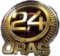 24 Oras Logo February 2011