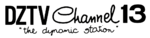 DZTV Channel 13 Logo 1960