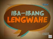Iba't Ibang Lengwahe OBB