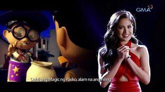 GMA Christmas 2016- 'Magic ng Pasko' music video
