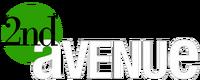 2nd Avenue Negative Logo (2007-2011)