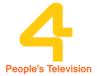 PTV 4 Logo (1986-1989)