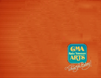 GMA Radio-Television Arts Sign On and Sign Off Background (1986-1987)