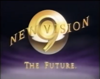 New Vision 9 Logo ID The Future