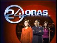 24 Oras Title Card 2006