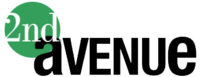 2nd Avenue Logo November 2009