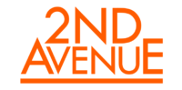 2nd Avenue 2D Logo (2016-2018)