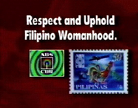 ABS-CBN Respect And Uphold Filipino Womanhood