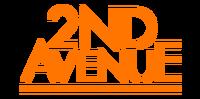2nd Avenue Logo June 2018