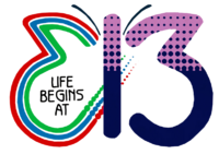 E 13 Logo