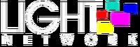 Light Network White Logo