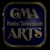 GMA Radio-Television Arts 3D Logo 1990