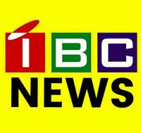 IBC News Logo Microphone Flag 2003-2011