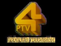 PTV 4 Logo 1988