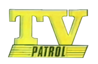 TV Patrol Logo 1987