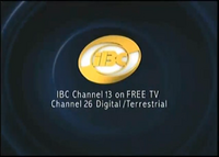 IBC 13 Logo ID 2017