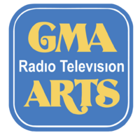GMA Radio-Television Arts Logo 1990