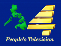 PTV 4 Logo ID 1992 People's Television
