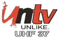 UNTV Unlike Alternative Logo 2001
