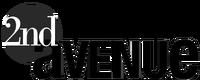 2nd Avenue Print Logo January 2008