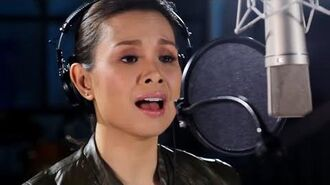 ABS-CBN Christmas Station ID 2013 Recording Sessions