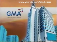 GMA Sign On 2011