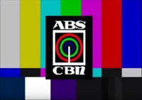 ABS-CBN Test Card (1986-1999)