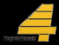 PTV 4 3D Logo (1989-1995)