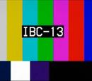 Intercontinental Broadcasting Corporation Test Card