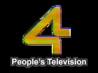 PTV 4 Logo 1989