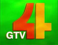 GTV 4 3D Logo 1977